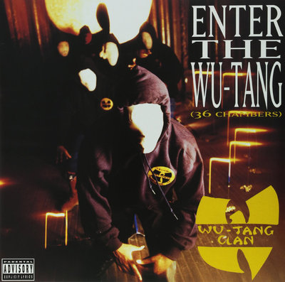 WU-TANG CLAN - ENTER THE WU-TANG (Vinyl LP)