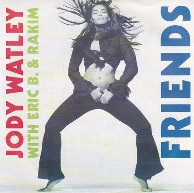 Jody Watley - Friends + Private life (Vinylsingle)