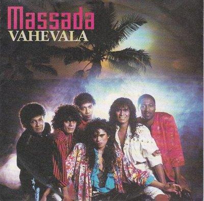 Massada - Vahevala + Trust in me (Vinylsingle)