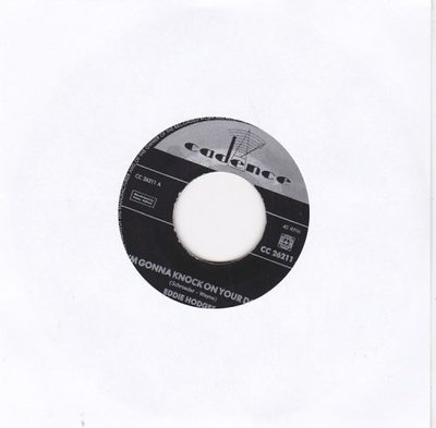 Eddie Hodges - I'm gonna knock on your door + Ain't gonna wash for a week (Vinylsingle)