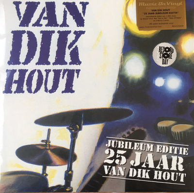 VAN DIK HOUT - VAN DIK HOUT (COLOURED VINYL) (Vinyl LP)