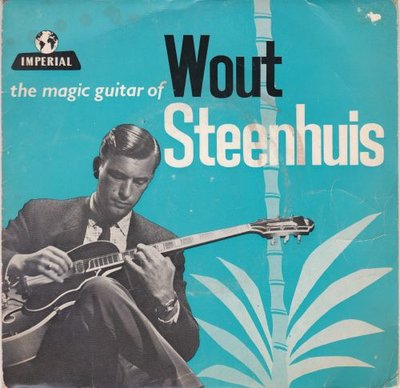 Wout Steenhuis - The Magic Guitar Of Wout Steenhuis (EP) (Vinylsingle)