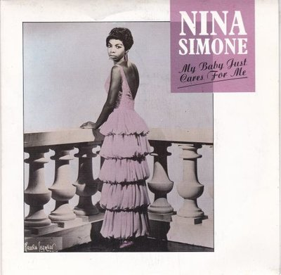 Nina Simone - My baby just cares for me + Love me or leave (Vinylsingle)