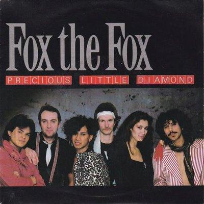 Fox the Fox - Precious little diamond + Man on the run (Vinylsingle)
