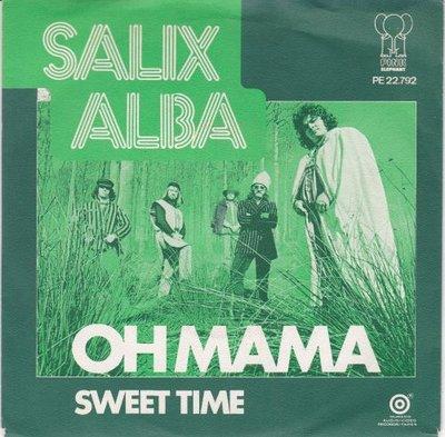 Salix Alba - Oh Mama + Sweet time (Vinylsingle)
