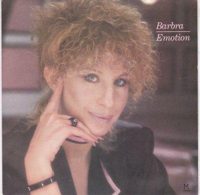 Barbra Streisand - Emotion + Here we are the last (Vinylsingle)