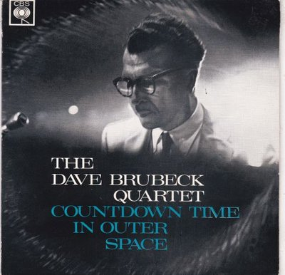 Dave Brubeck - Countdown Time In Outer Space (EP) (Vinylsingle)