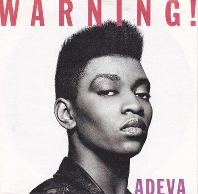 Adeva - Warning! + Respect (Vinylsingle)