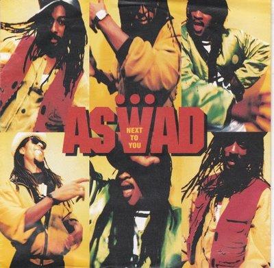 Aswad - Next to you + (chris porter mix) (Vinylsingle)