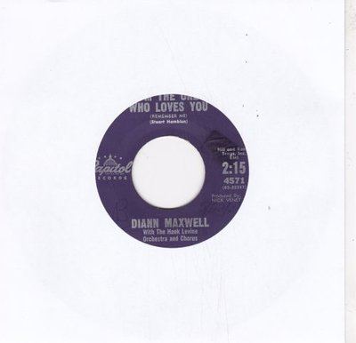Diann Maxwell - I'm The One Who Loves You + Rainbows (Vinylsingle)