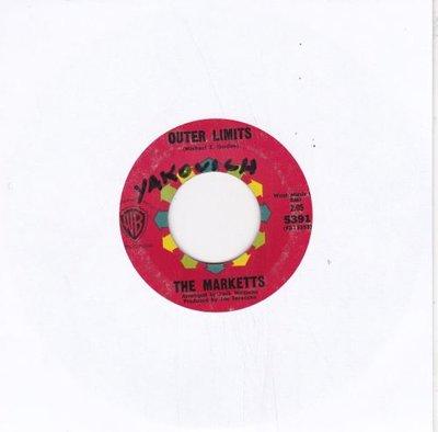 Marketts - Out Of Limits + Bella Dalena (Vinylsingle)