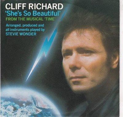 Cliff Richard - She's so beautiful + (special mix) (Vinylsingle)