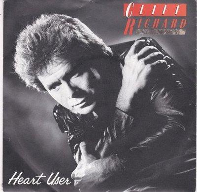 Cliff Richard - Heart user + I will follow you (Vinylsingle)