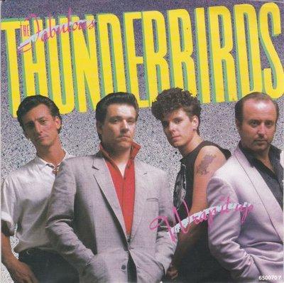 Fabulous Thunderbirds - Wrap It Up + True Love (Vinylsingle)