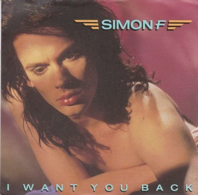 Simon F. - I Want You Back + Breahtless (Vinylsingle)