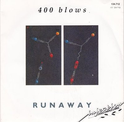 400 Blows - Runaway + Breakdown (Vinylsingle)