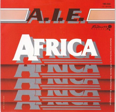 Africa - A.I.E. (A Mwana) + (Instrumental) (Vinylsingle)