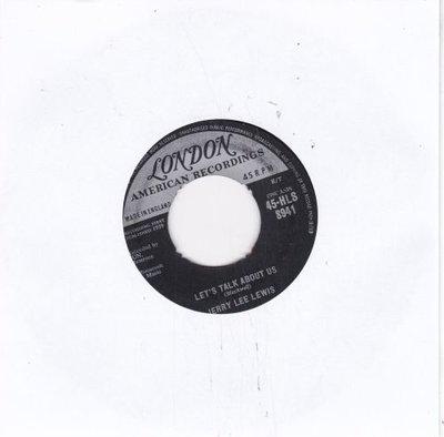 Jerry Lee Lewis - Let's Talk About Us + The Ballad Of Billy Joe (Vinylsingle)