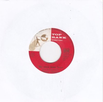 Jimmy Clanton - My Own True Love + Little Boy In Love (Vinylsingle)