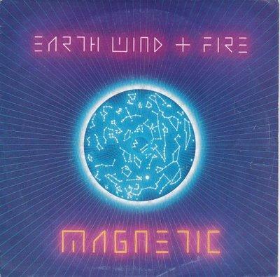 Earth Wind & Fire - Magnetic + Speed of love (Vinylsingle)