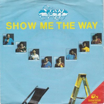 Skyy - Show me the way + Swint it (Vinylsingle)