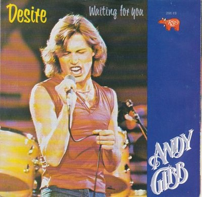Andy Gibb - Desire + Waiting for you (Vinylsingle)