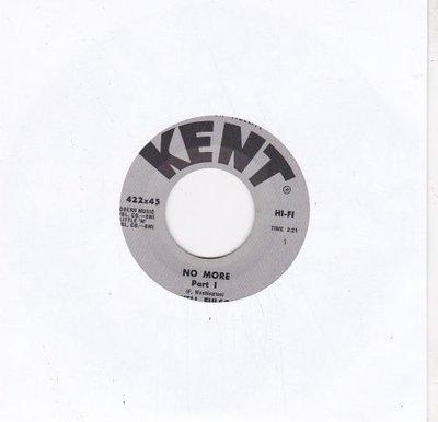 Lowell Fulsom - No more + part II (Vinylsingle)