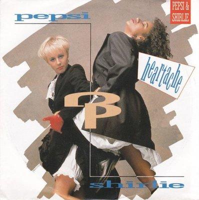 Pepsi & Shirley - Heartache + Surrender (Vinylsingle)