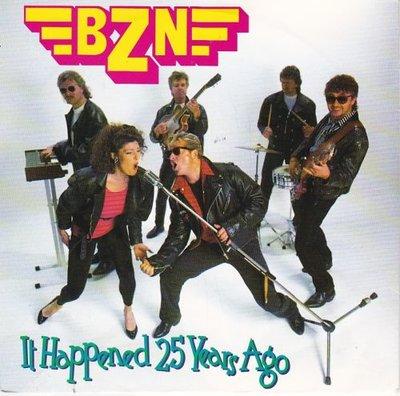 BZN - It happened 25 years ago + Time for R&R (Vinylsingle)