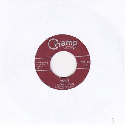Frankie Avalon - Venus + I'm broke (Vinylsingle)