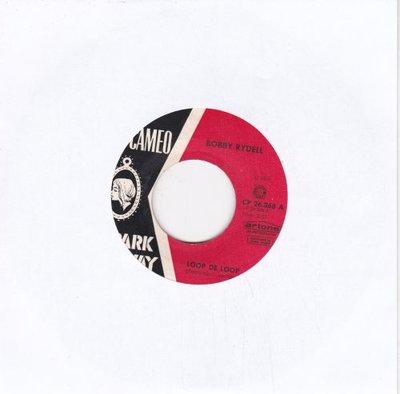 Bobby Rydell - Loop de loop + I'm gonna be warm this winter (Vinylsingle)