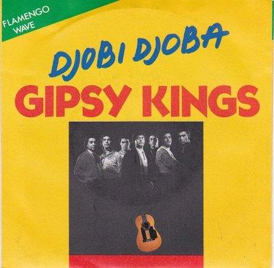 Gipsy Kings - Djobi Djoba + Moorea (Vinylsingle)
