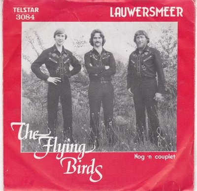 Flying Birds - Lauwersmeer + No 'n couplet (Vinylsingle)