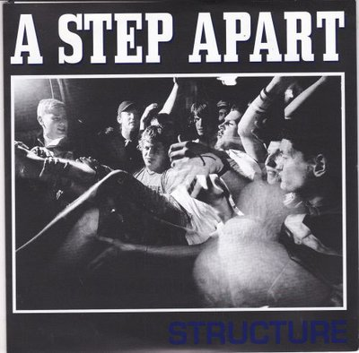 A Step Apart - Structure (EP) (Vinylsingle)