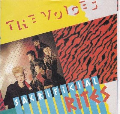 The Voices - Sacrificial Rites+ Enemies In The Grass (Vinylsingle)