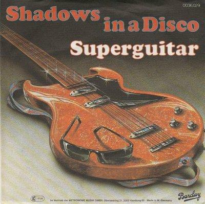 Superguitar - Shadows in a disco + part 2 (Vinylsingle)