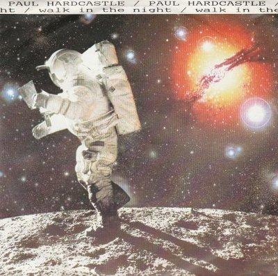 Paul Hardcastle - Walk In The Night + Star Wars (Vinylsingle)