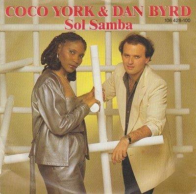 Coco York & Dan Byrd - Sol Samba + I'll Put You In My Song (Vinylsingle)