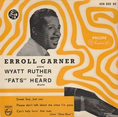 Erroll Garner - Sweet Sue, Just You (EP) (Vinylsingle)