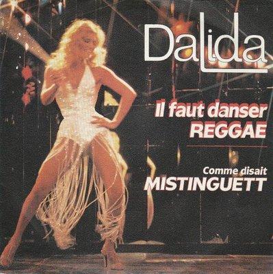 Dalida - Il Faut Danser Reggae + Je Suis Toutes Les Femmes (Vinylsingle)