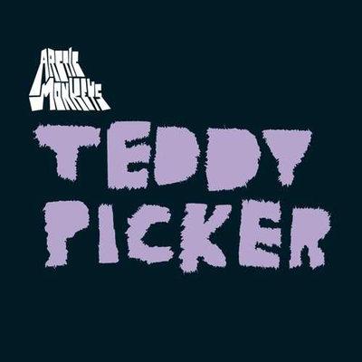 Arctic Monkeys - Teddy Picker + Bad Woman (Vinylsingle)