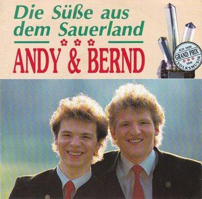 Andy & Bernd - Die susse aus dem Sauerland + Heimat deine lieder (Vinylsingle)