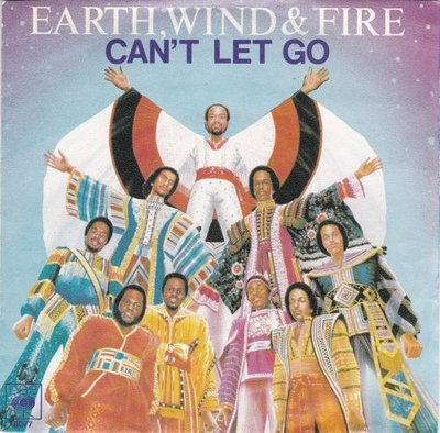 Earth Wind & Fire - Can't let go + Love music (Vinylsingle)