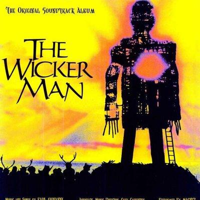 OST - WICKER MAN (Vinyl LP)
