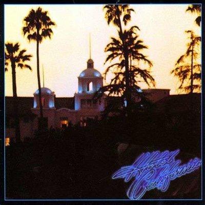 EAGLES - HOTEL CALIFORNIA -HQ- (Vinyl LP)