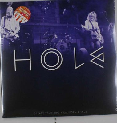 HOLE - GREASE YOUR HIPS -DELUXE- (Vinyl LP)
