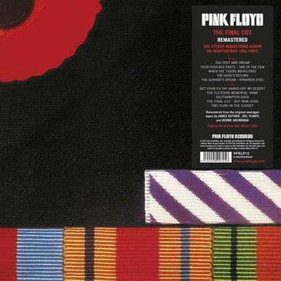 PINK FLOYD - FINAL CUT -HQ- (Vinyl LP)