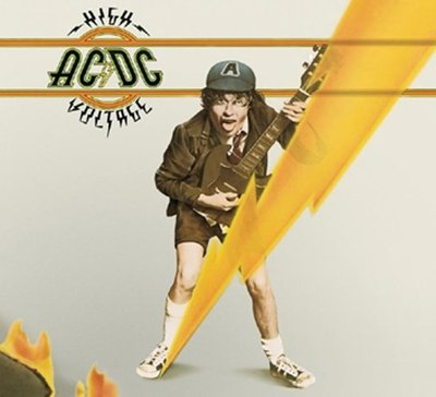 AC/DC - HIGH VOLTAGE -LTD/HQ- (Vinyl LP)