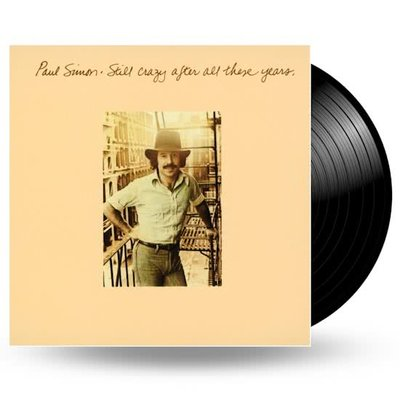PAUL SIMON - STILL CRAZY AFTER ALL.. (Vinyl LP)