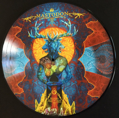 MASTODON - BLOOD MOUNTAIN -LTD/PD- (Vinyl LP)